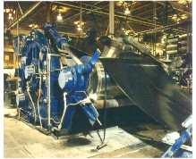 rubber machine